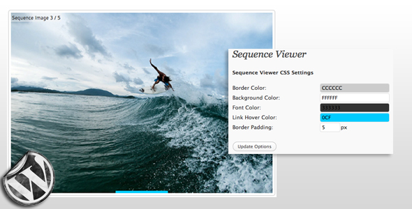 WP Sequence Viewer